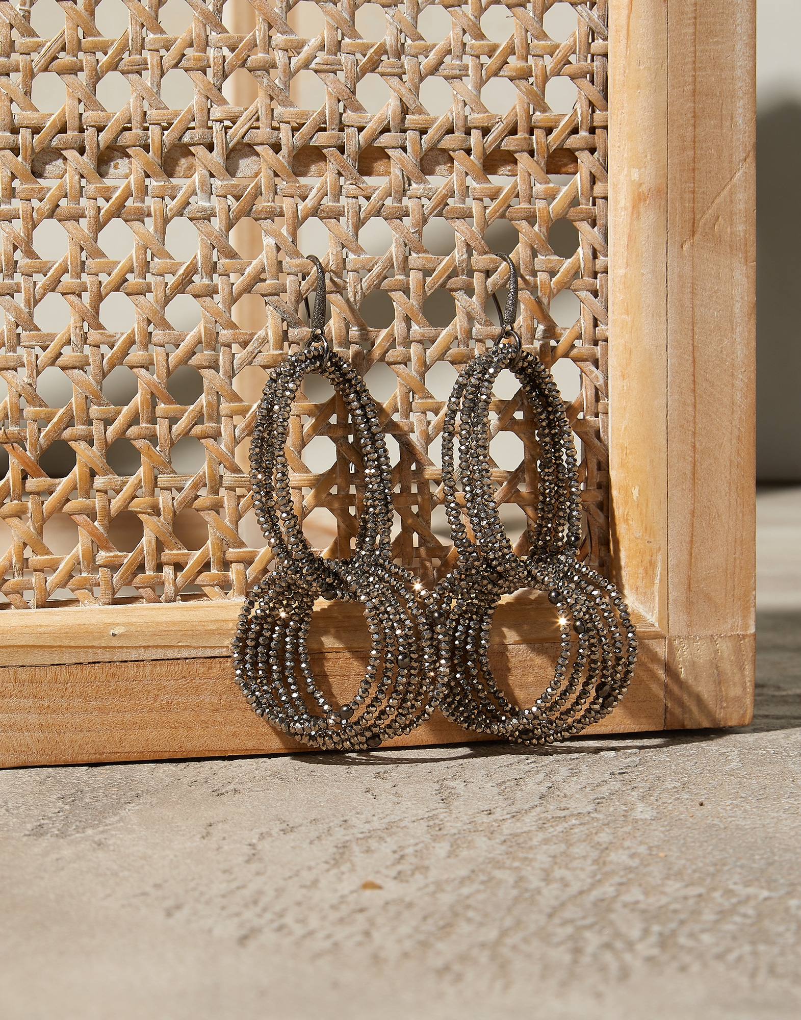 Earrings - Front