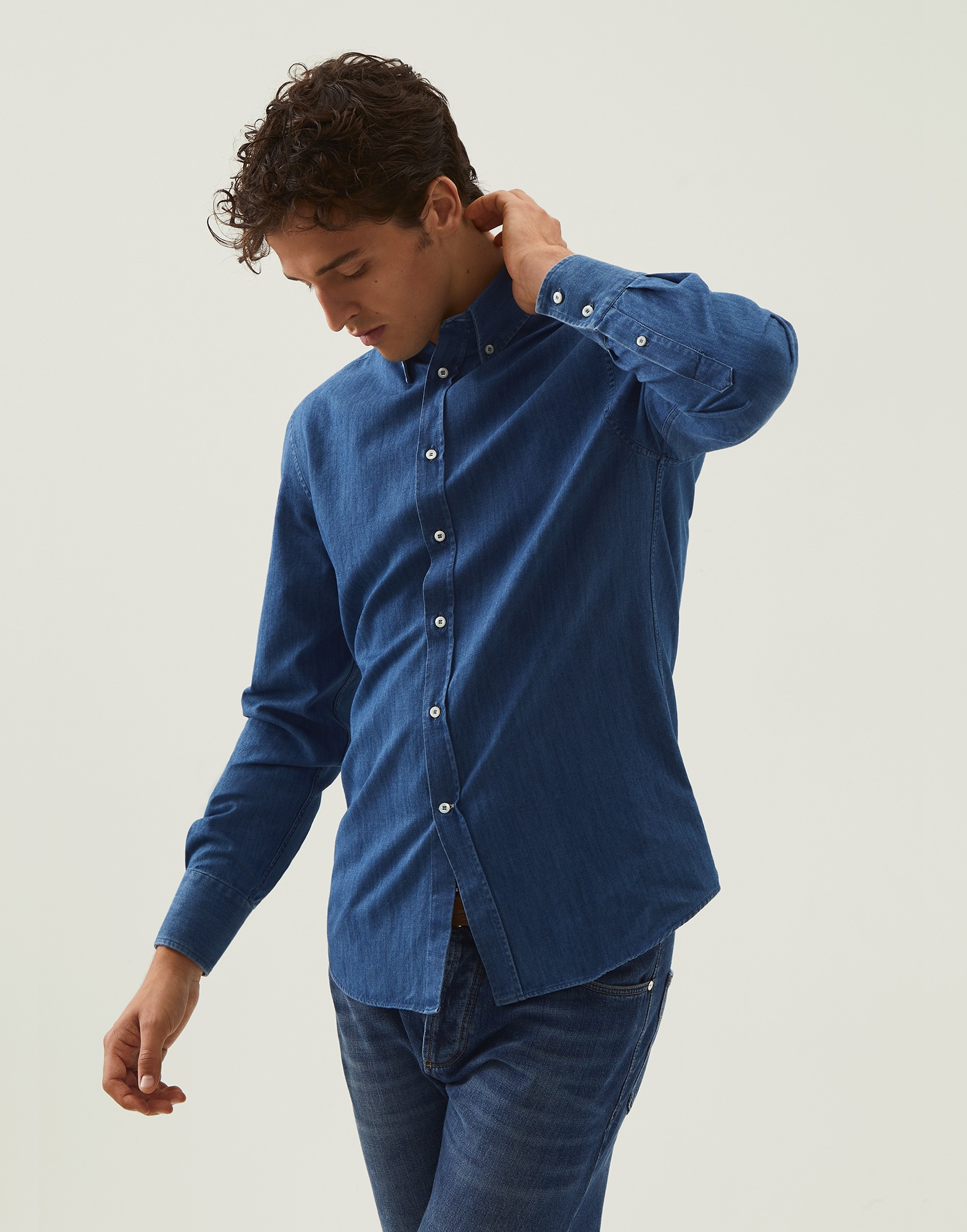 Button Down Shirt - Front