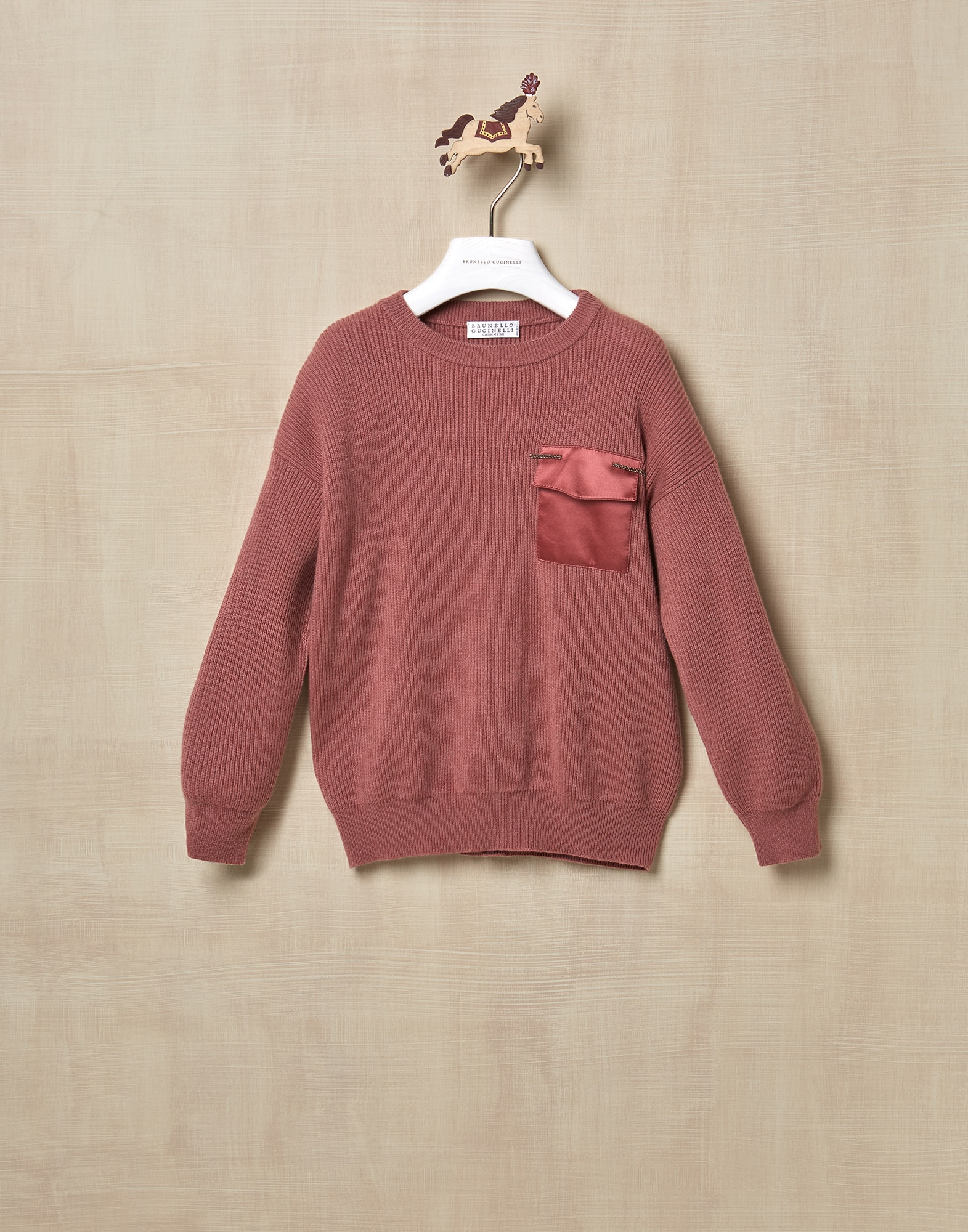 Crewneck Sweater - Front view