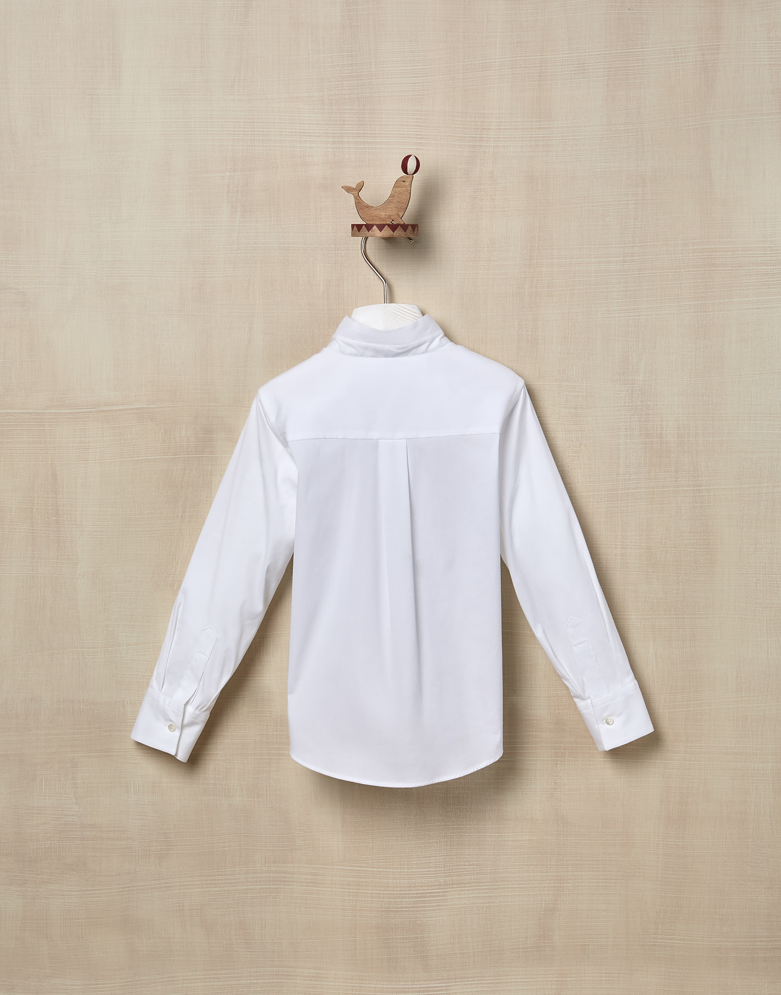 Shirt White Girl 2 - Brunello Cucinelli