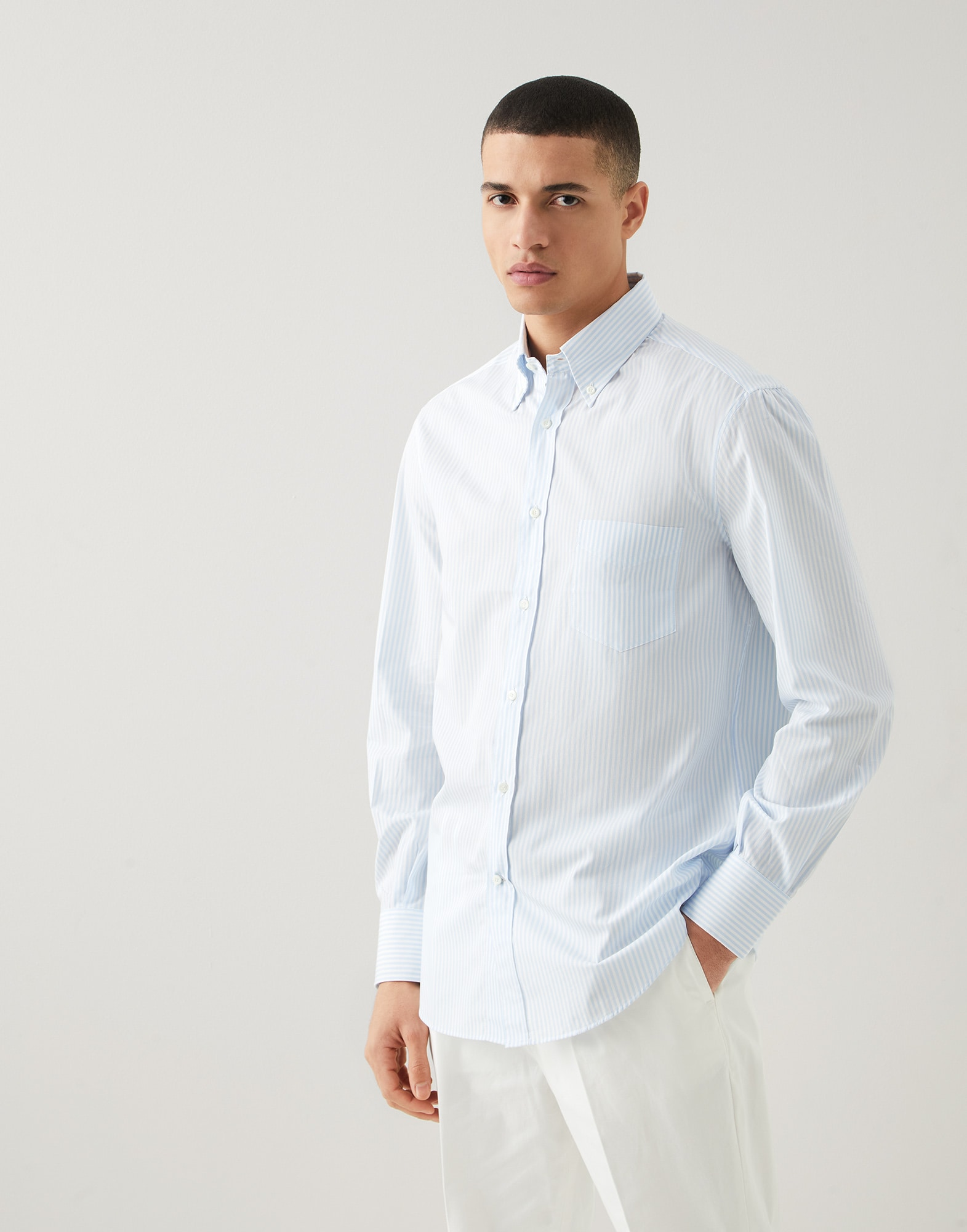 Camisa Button Down - Front