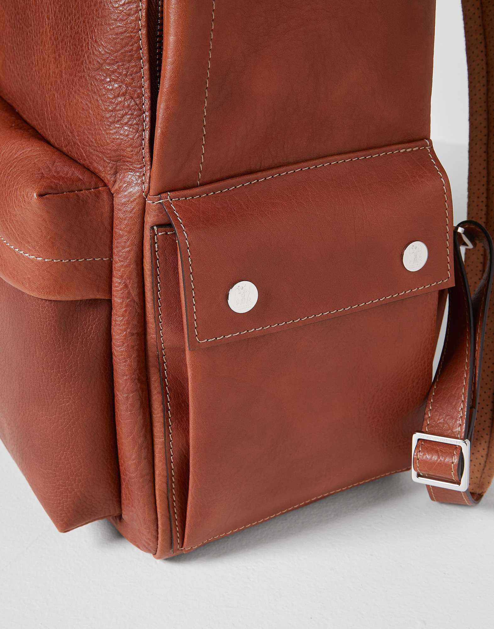 Backpack Rum Man 3 - Brunello Cucinelli