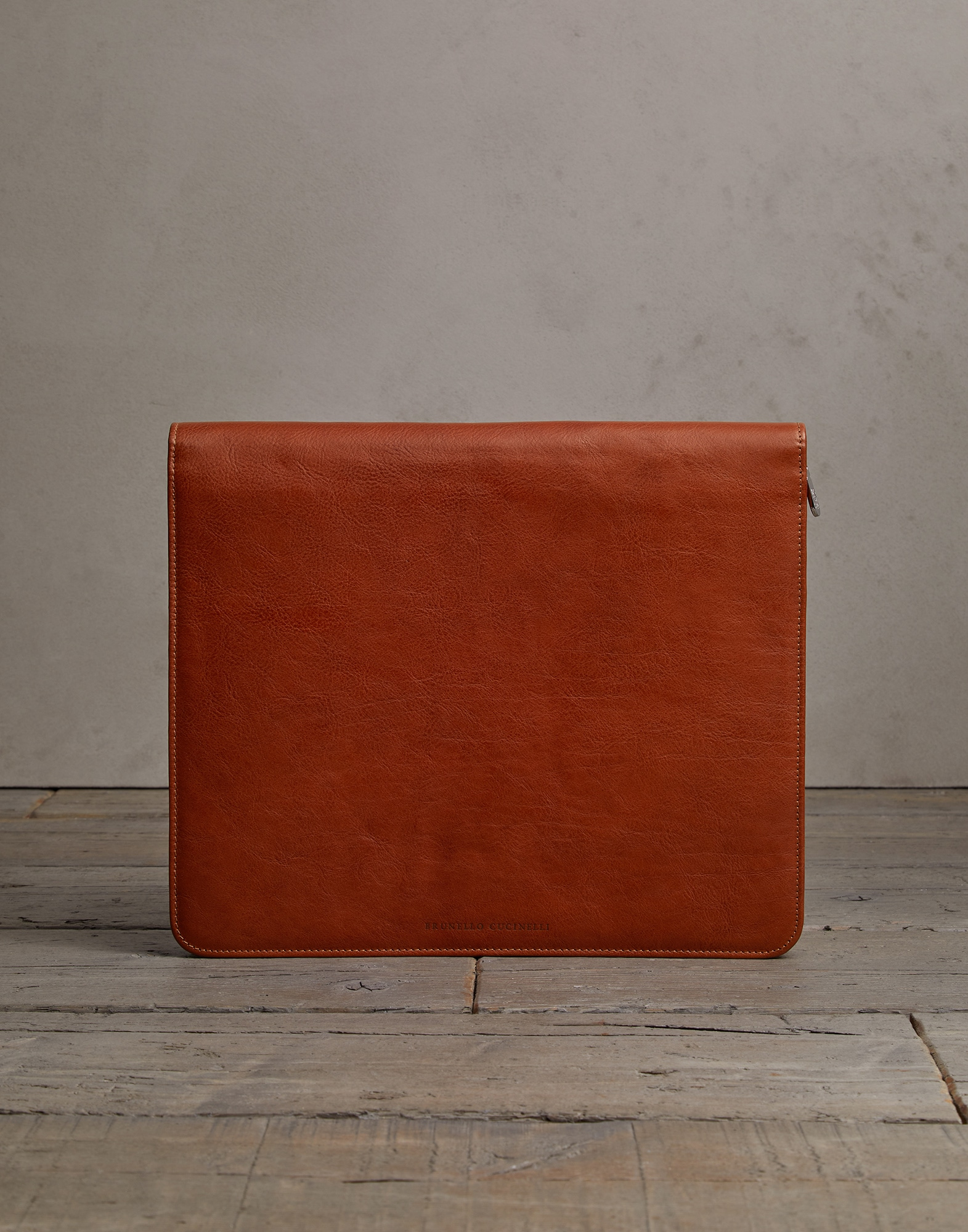 Document Holder Leather Man 1 - Brunello Cucinelli