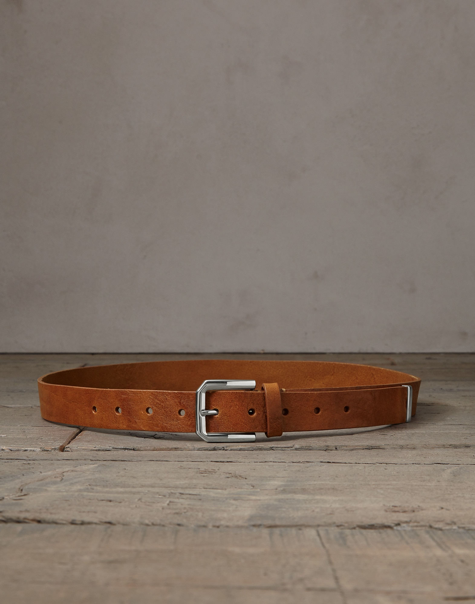 Belt Crumble Man 0 - Brunello Cucinelli