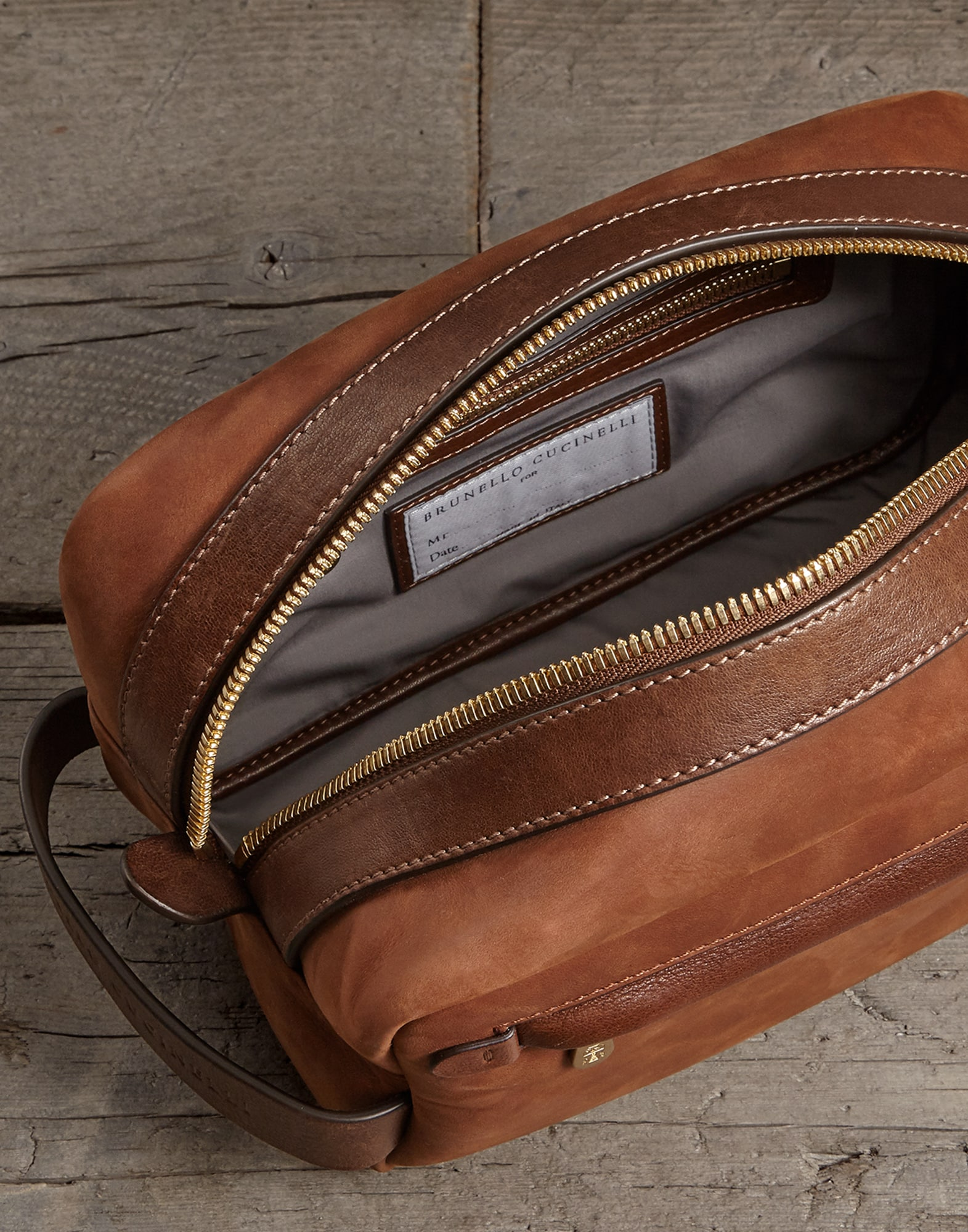 Beauty Case Bark Man 2 - Brunello Cucinelli