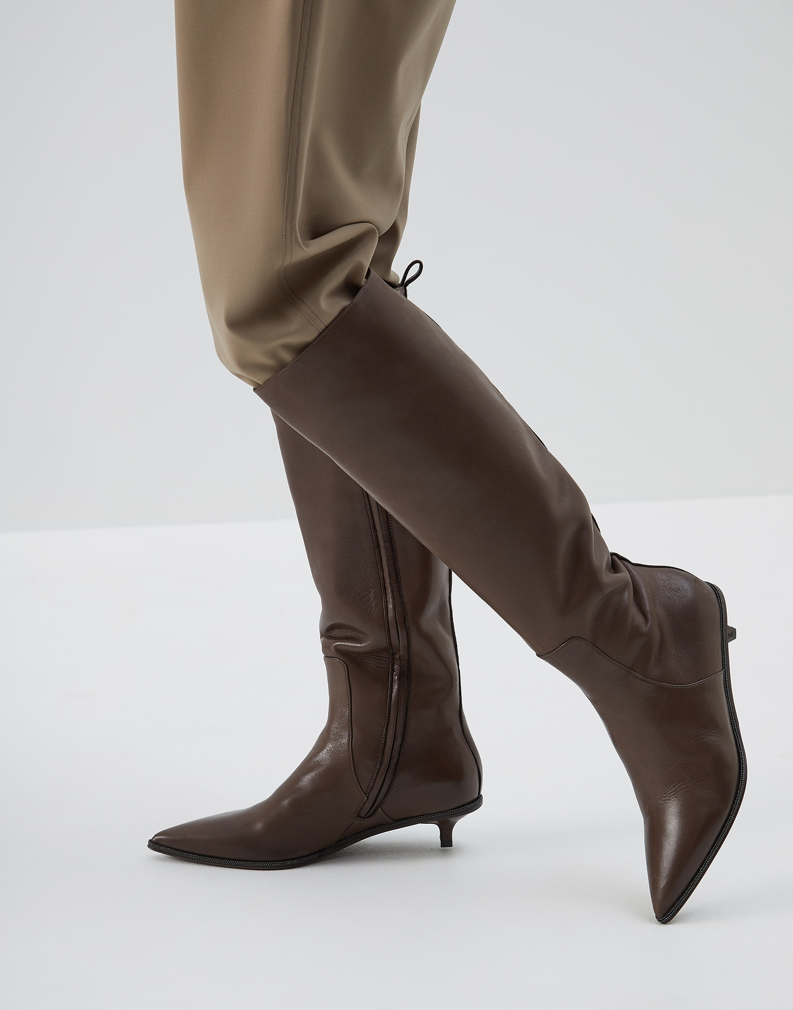High-Boots Mud Woman 4 - Brunello Cucinelli