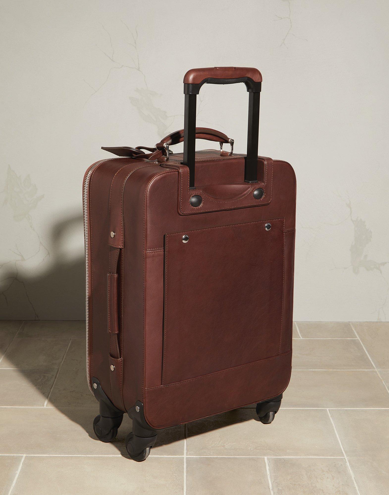 Wheeled Luggage - Back