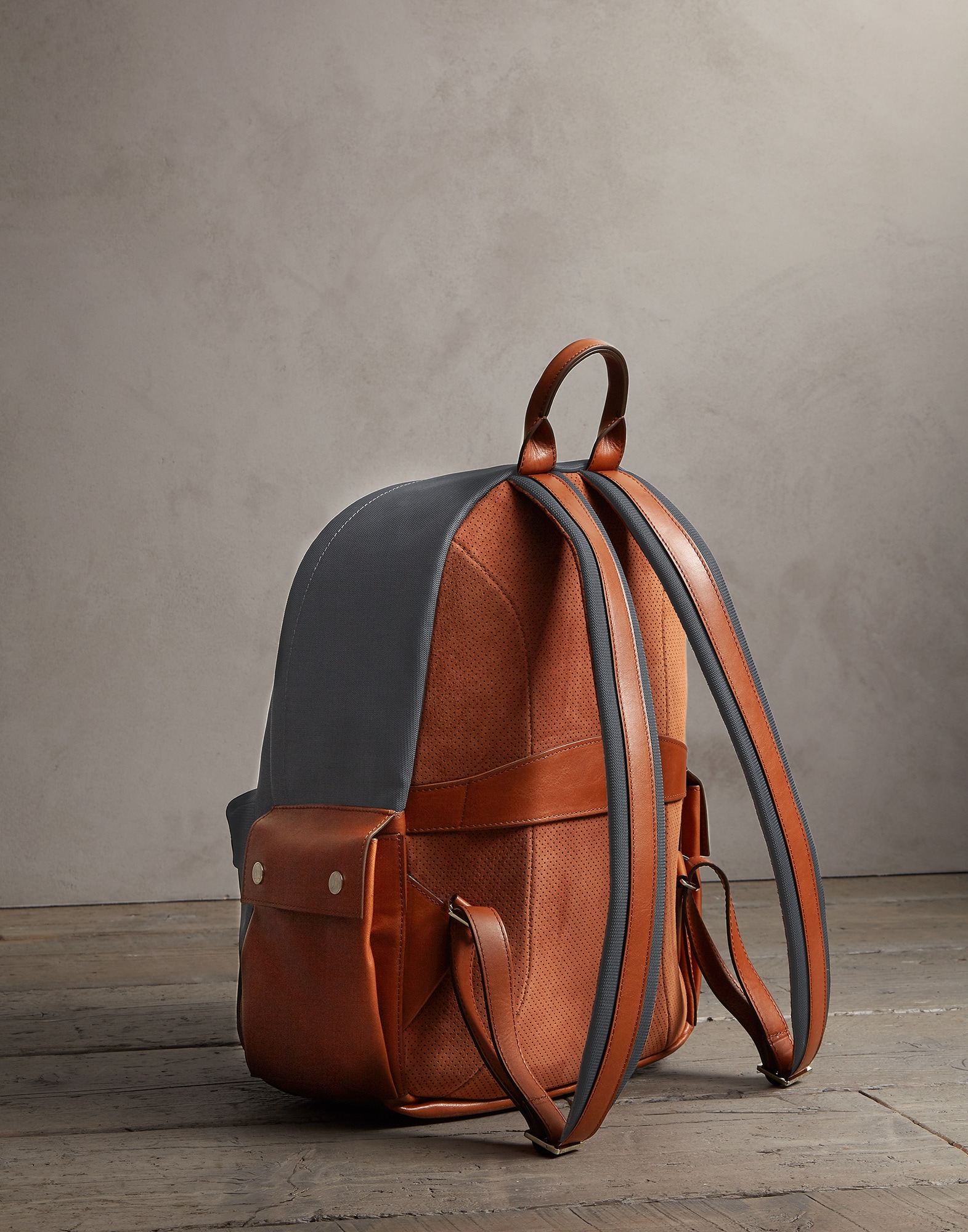 Backpack Lead Man 2 - Brunello Cucinelli