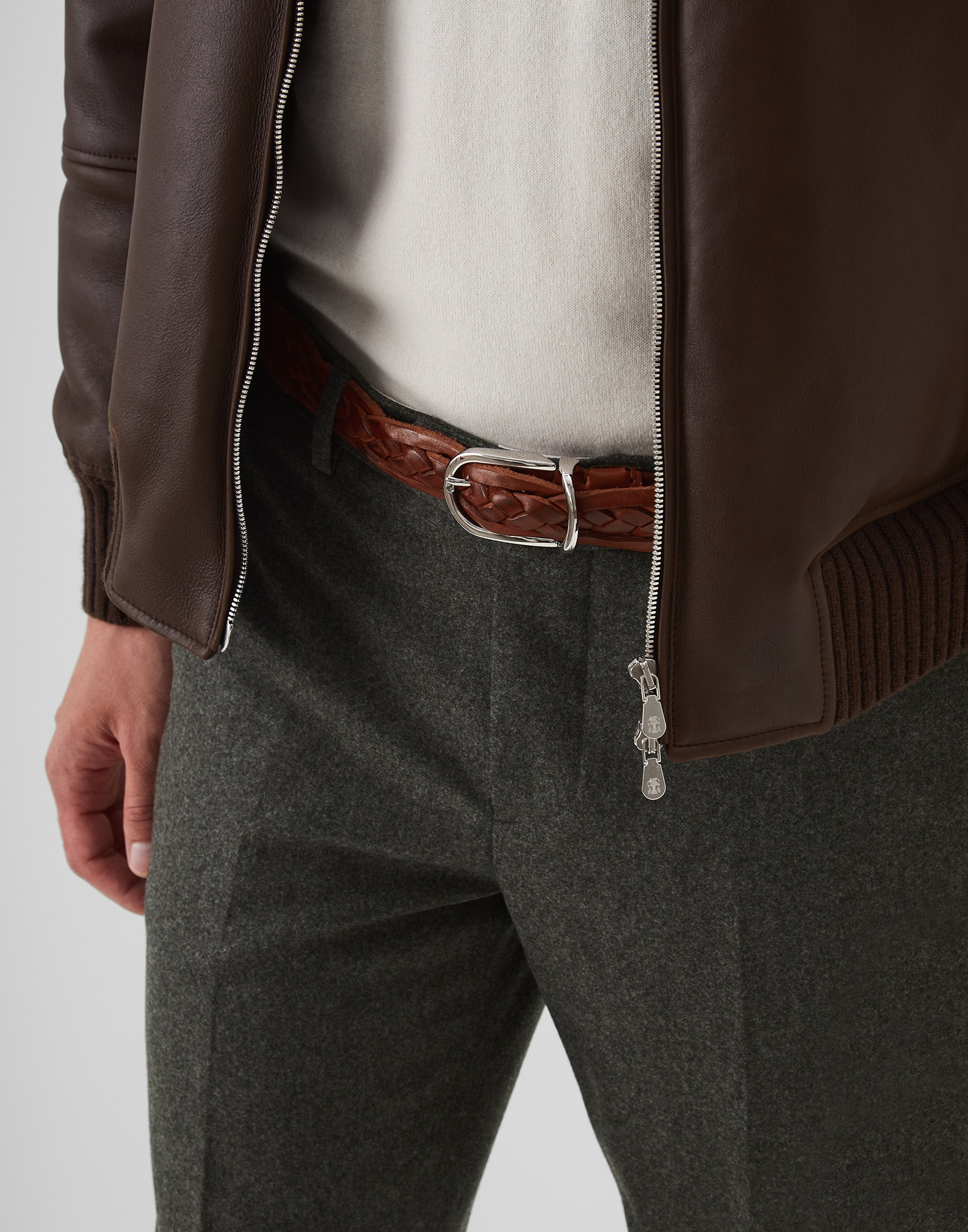 Belt Rum Man 2 - Brunello Cucinelli