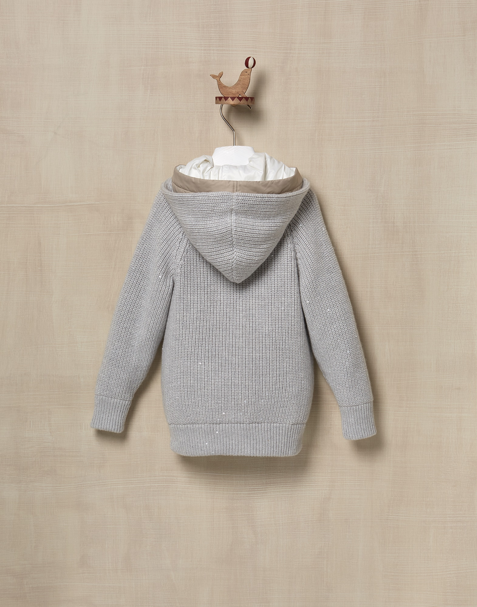 Outerwear Jacket Fog Girl 1 - Brunello Cucinelli