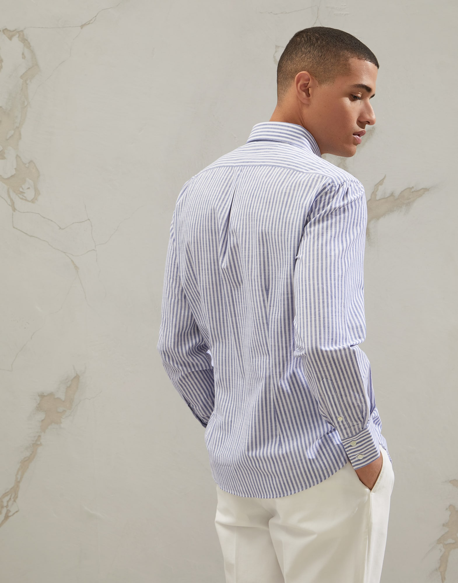 Button Down Shirt - Back