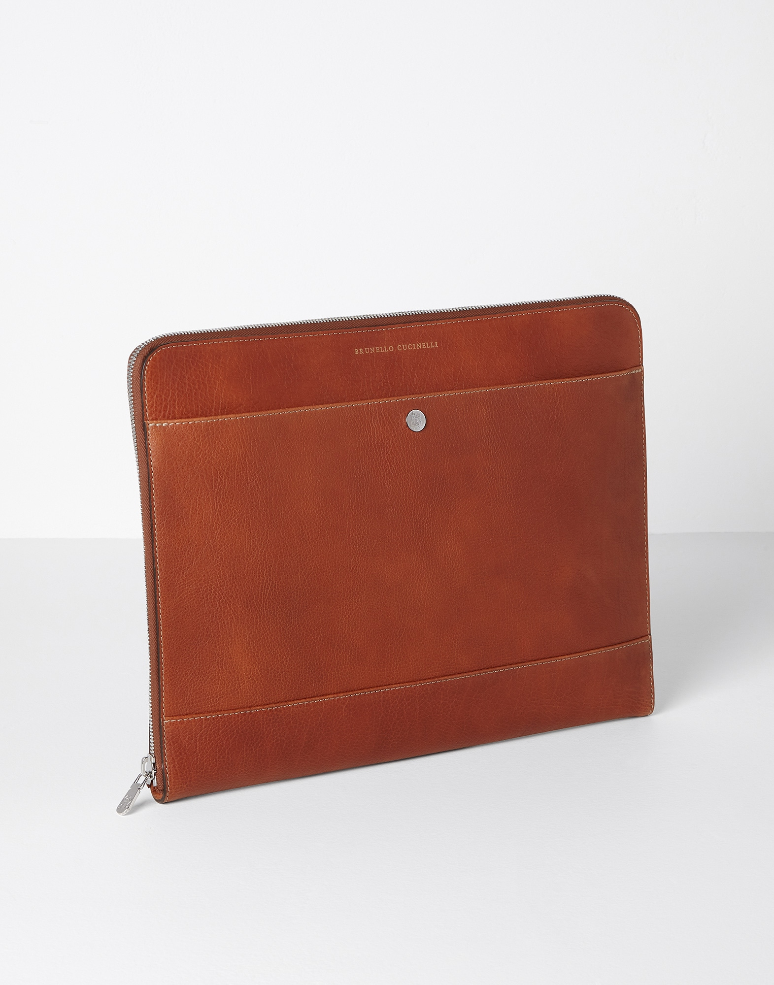 Document Holder Rum Man 0 - Brunello Cucinelli