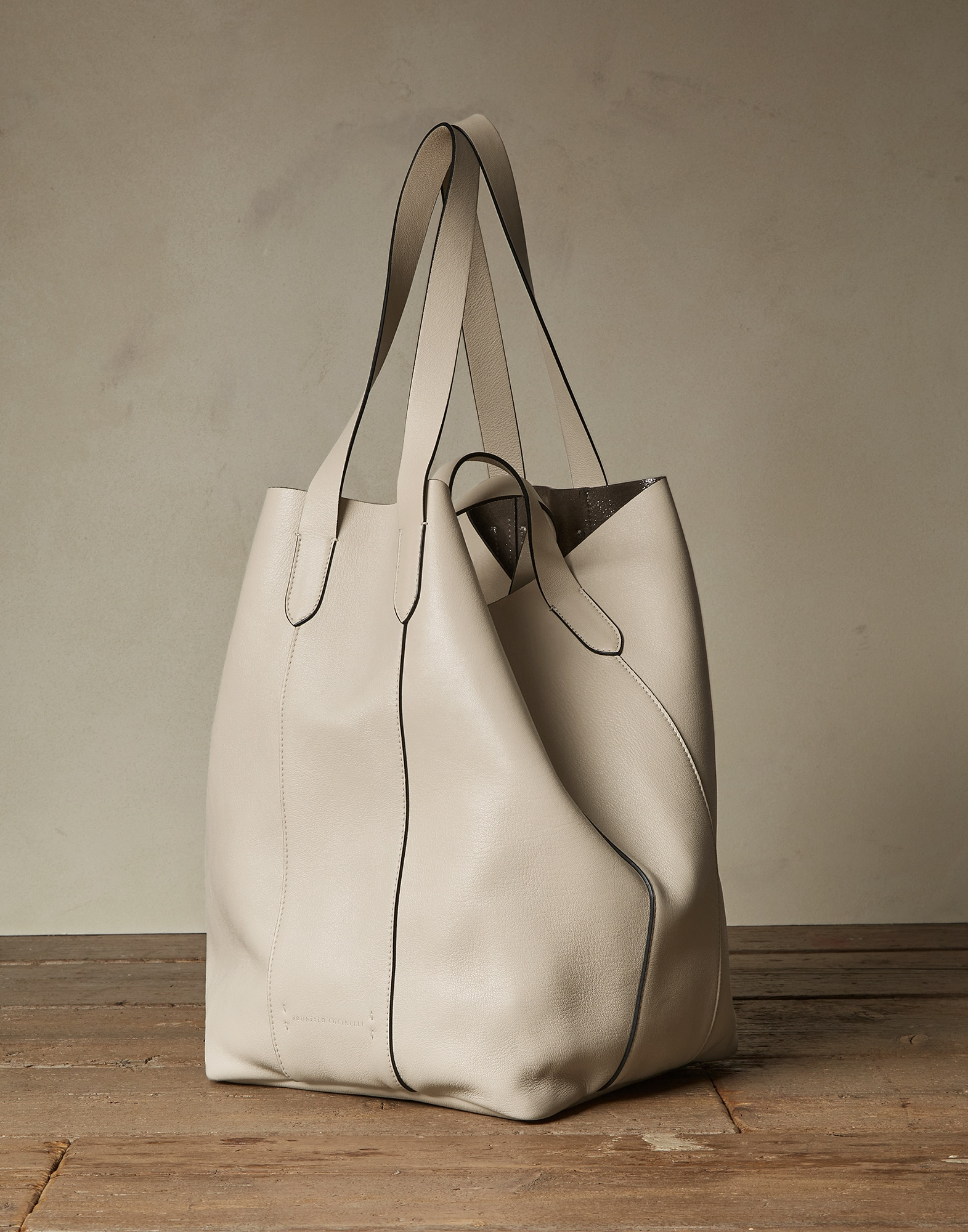 Shopper Bag Rice Woman 0 - Brunello Cucinelli