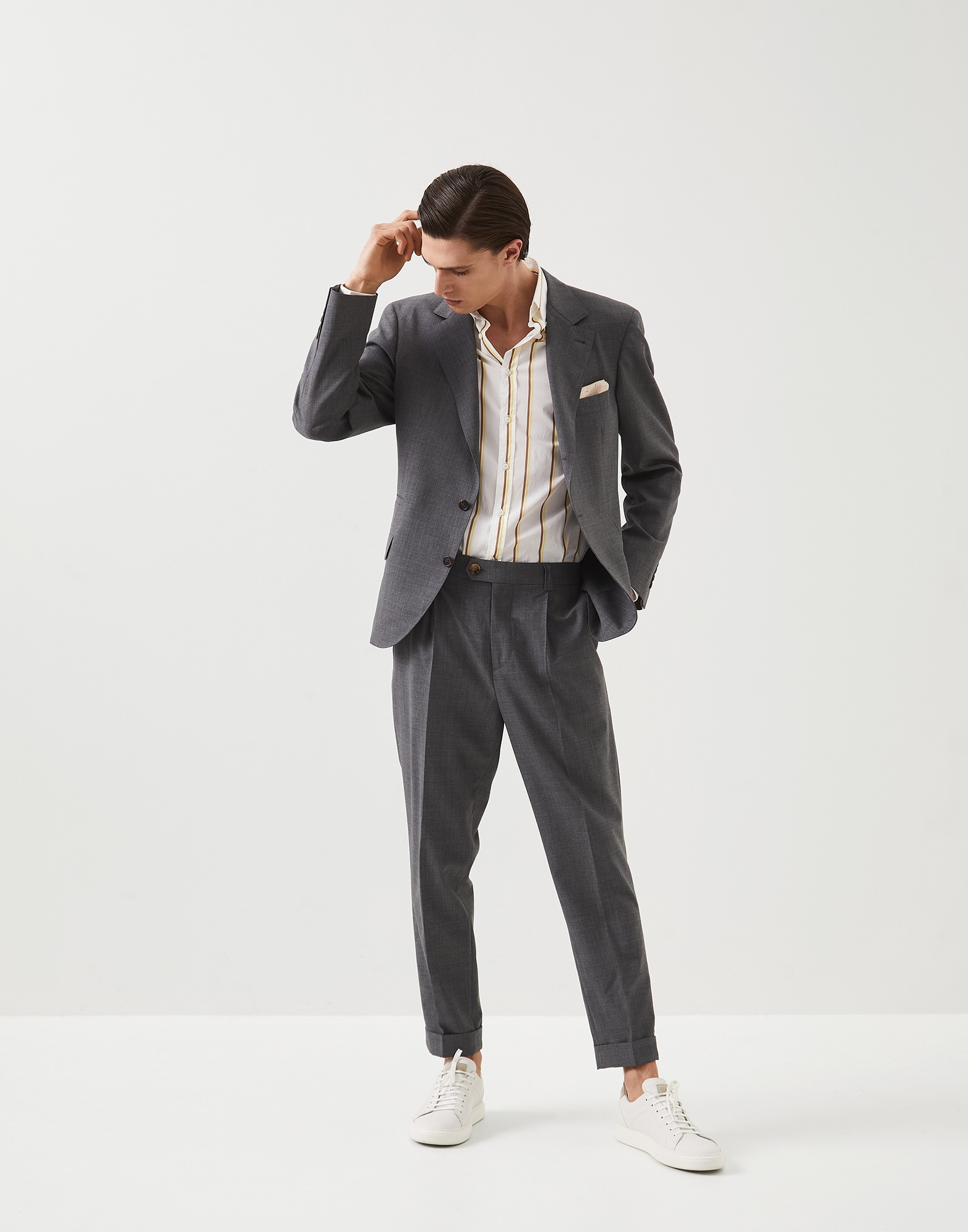 Single Breasted Blazer - Full look