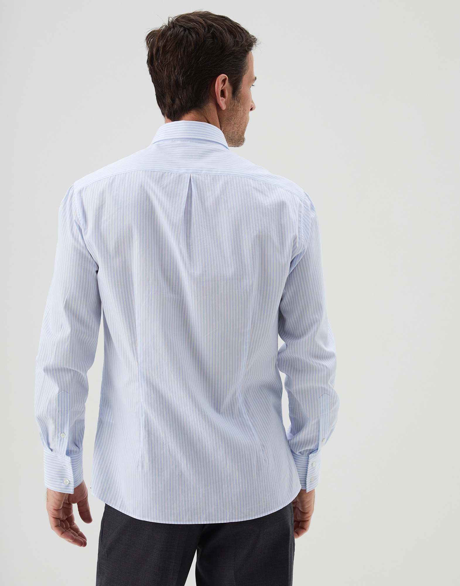 Button Down Shirt - Back view
