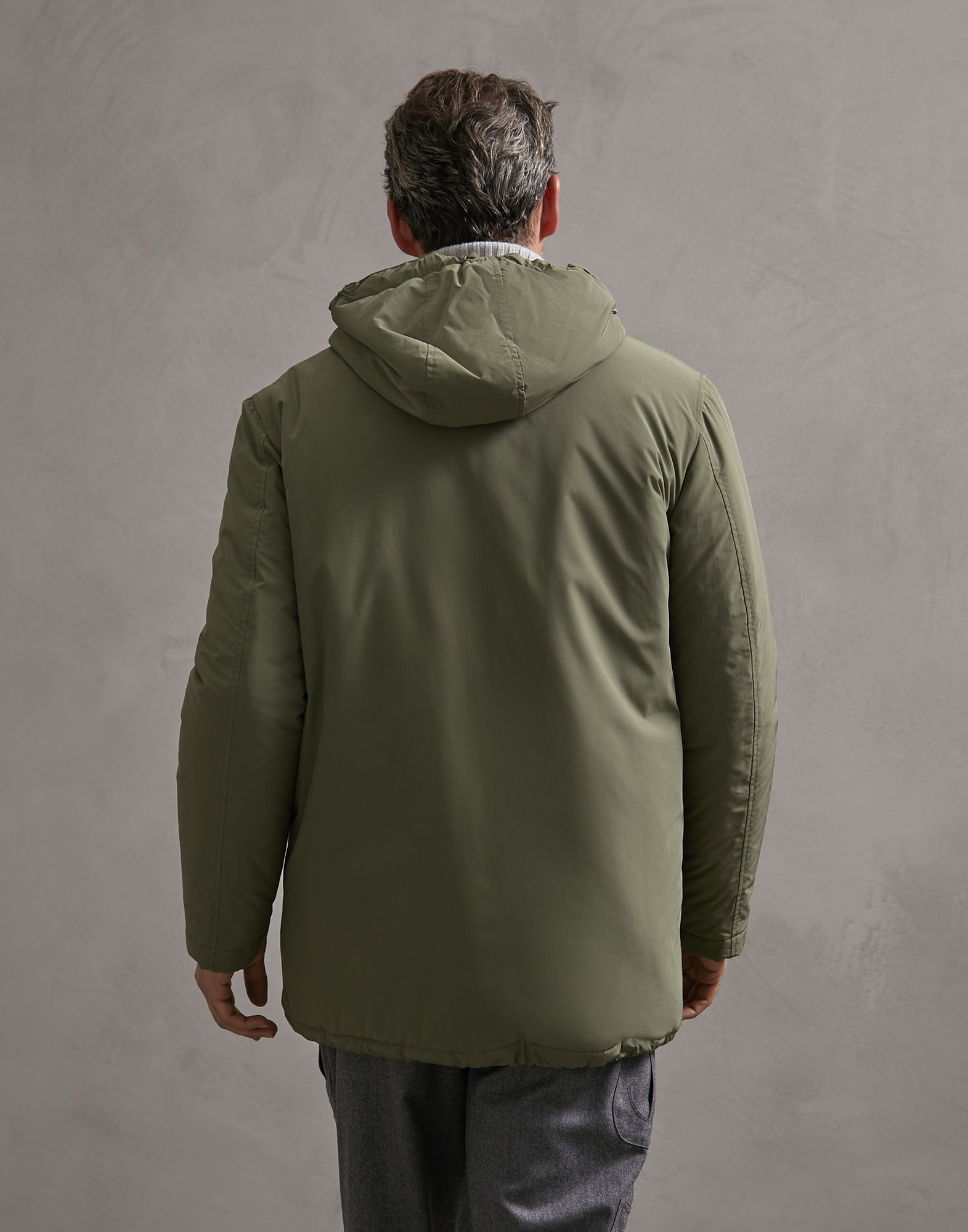 Parka Military Man 1 - Brunello Cucinelli