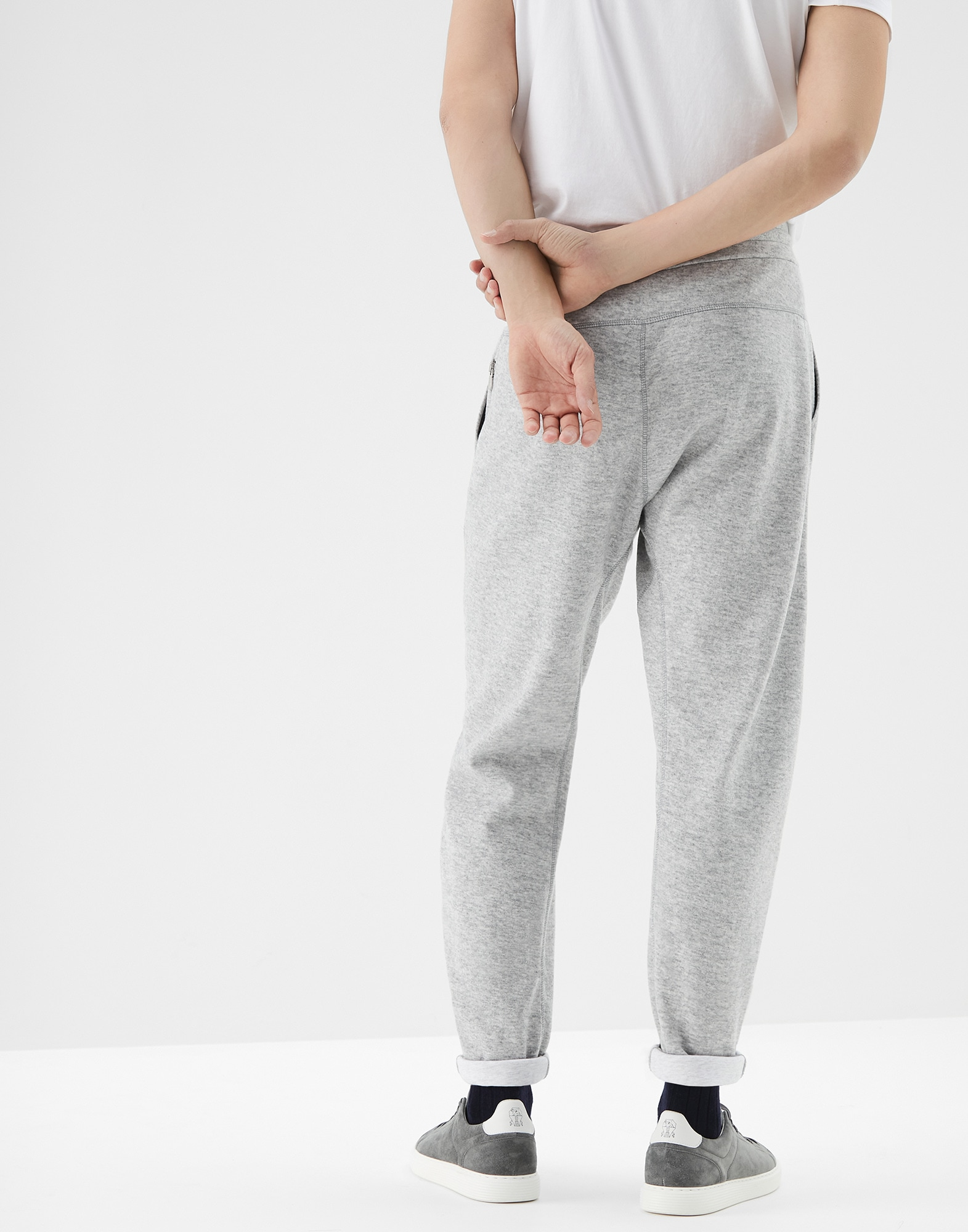 Sweatpants - Back