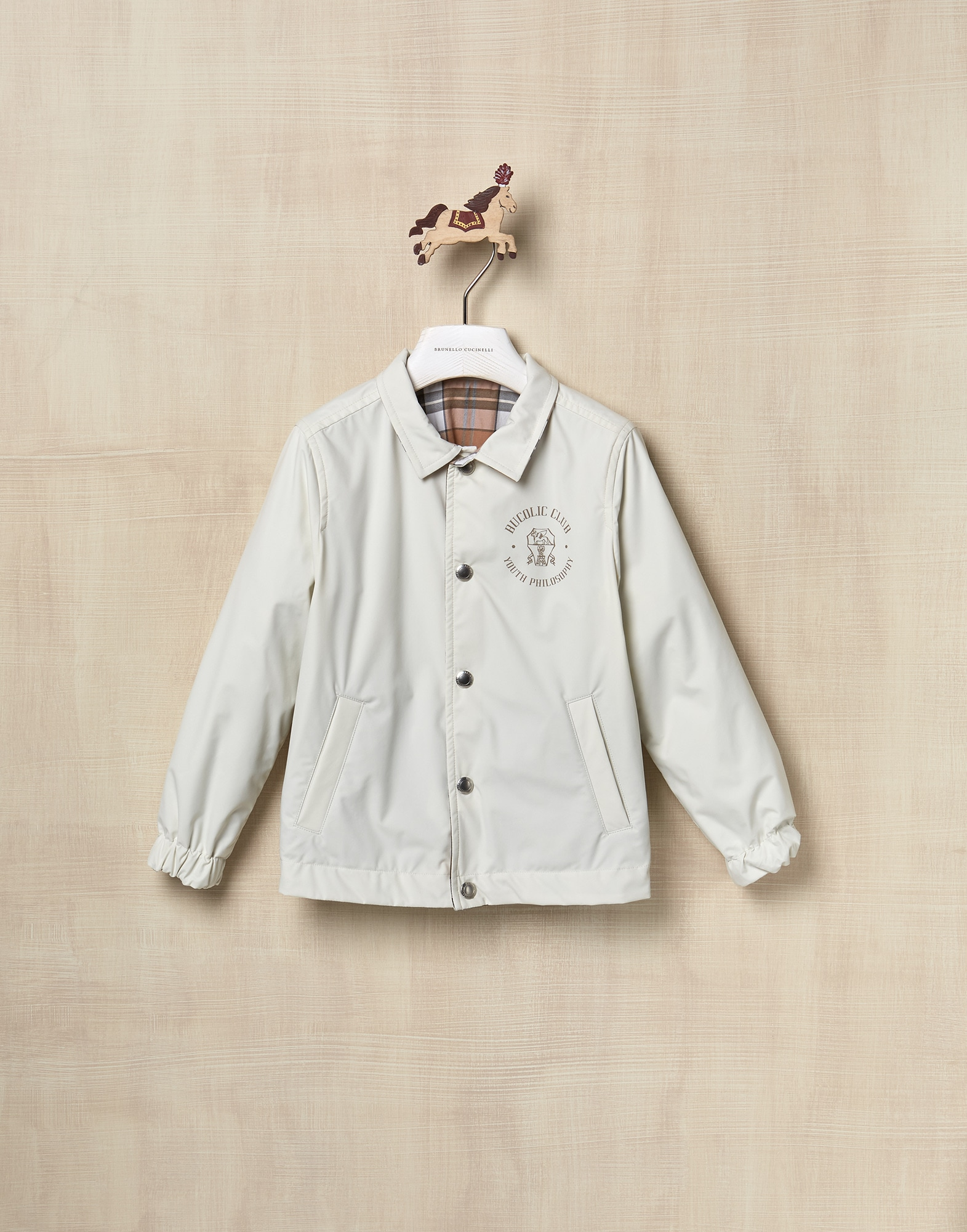 Outerwear Jacket - Front