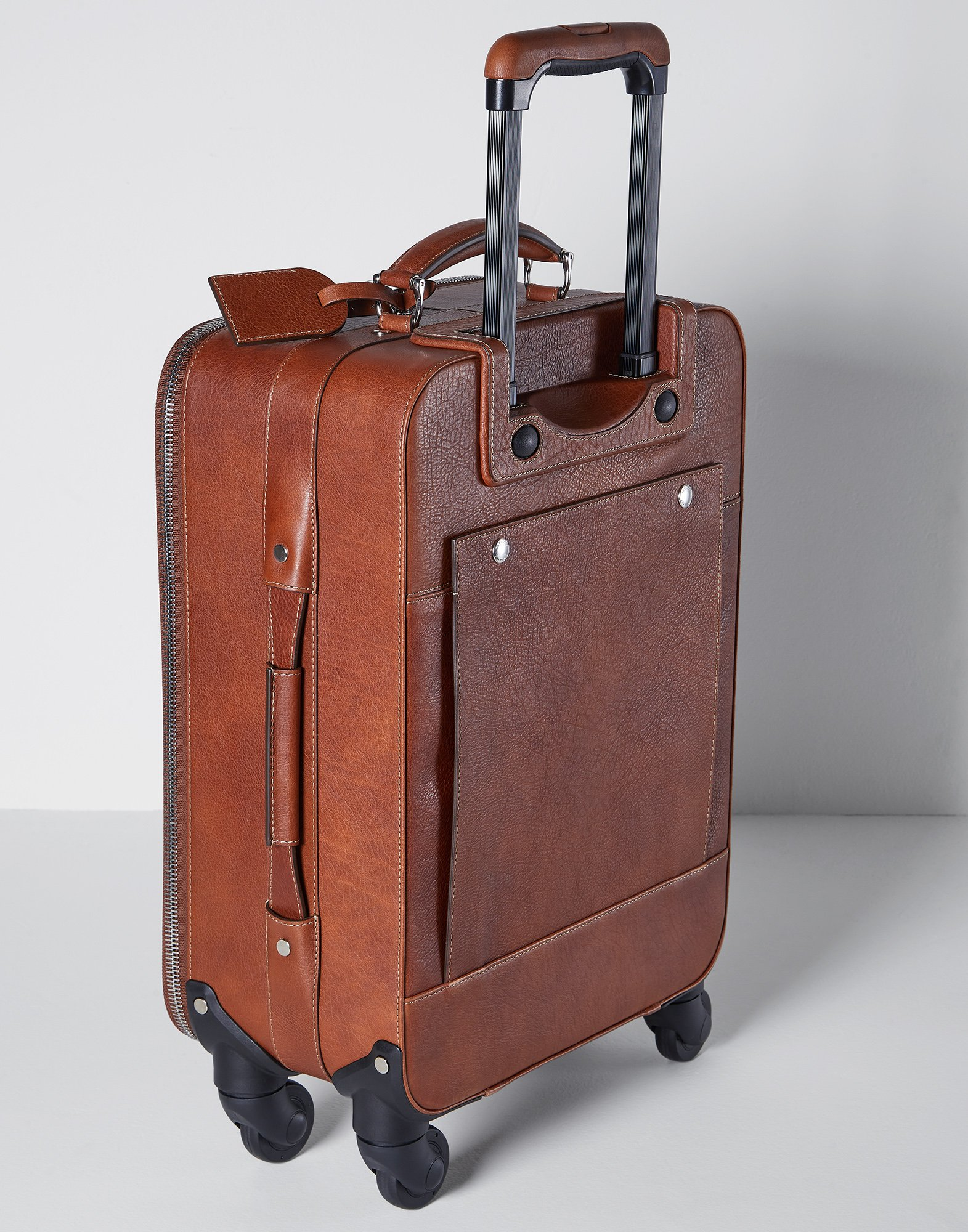 Wheeled Luggage Rum Man 2 - Brunello Cucinelli