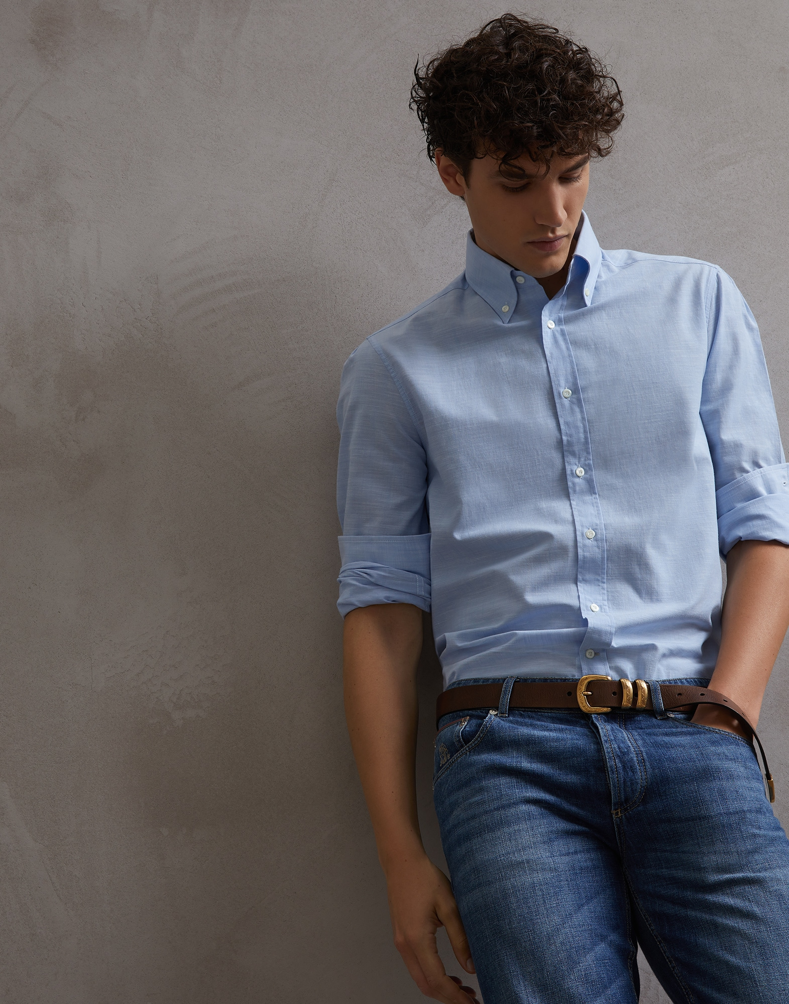 Button Down Shirt - Editorial view